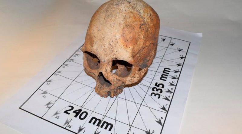 Torre de cráneos Tenochtitlan en México: ¿De quiénes eran?