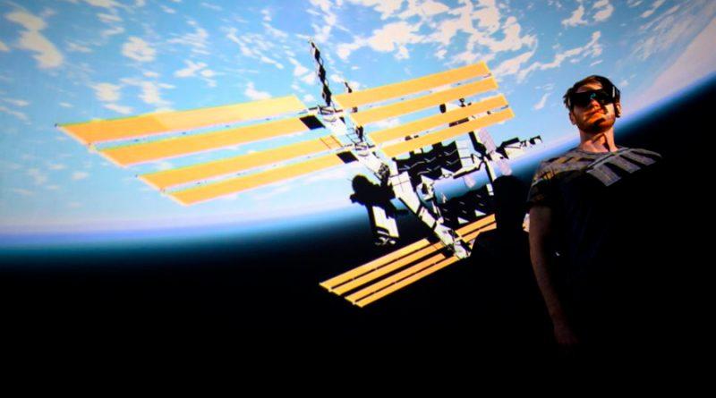 Lanzan software de realidad virtual para recorrer el espacio
