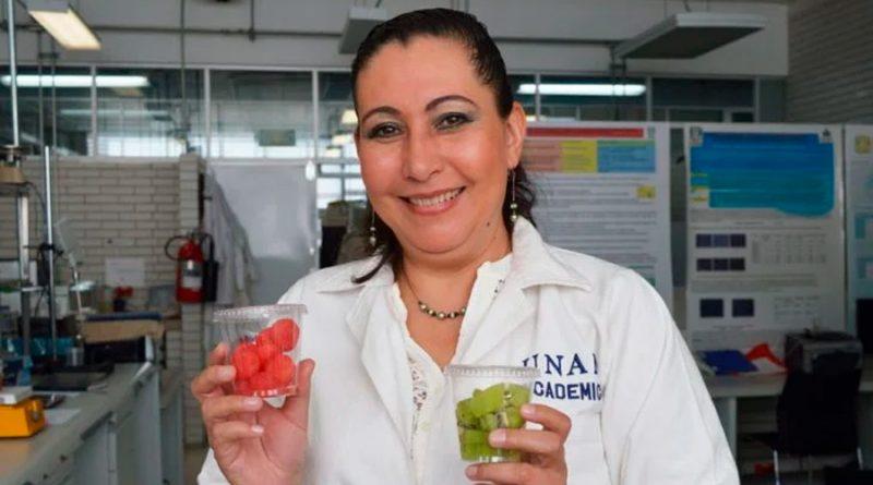 'La niña del huracán' que conserva alimentos con planta mexicana