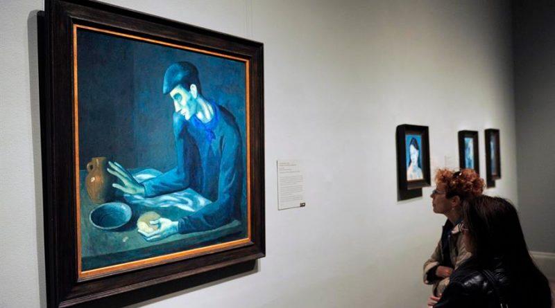 Con inteligencia artificial reconstruyen obra escondida de Picasso