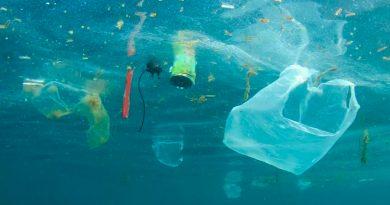 Tecnología que elimina el plástico en el agua