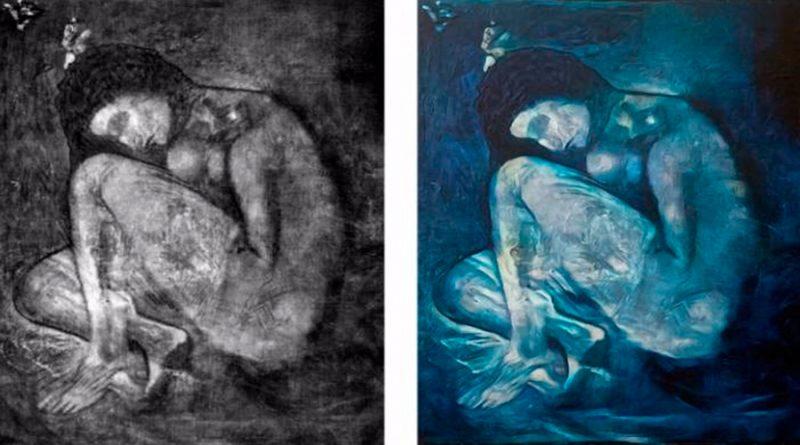 Inteligencia Artificial revela un Picasso oculto debajo de otro