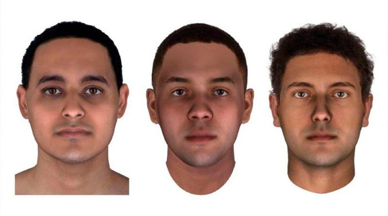 Reconstruyen con ADN rostros de tres momias egipcias de más de 2,000 años
