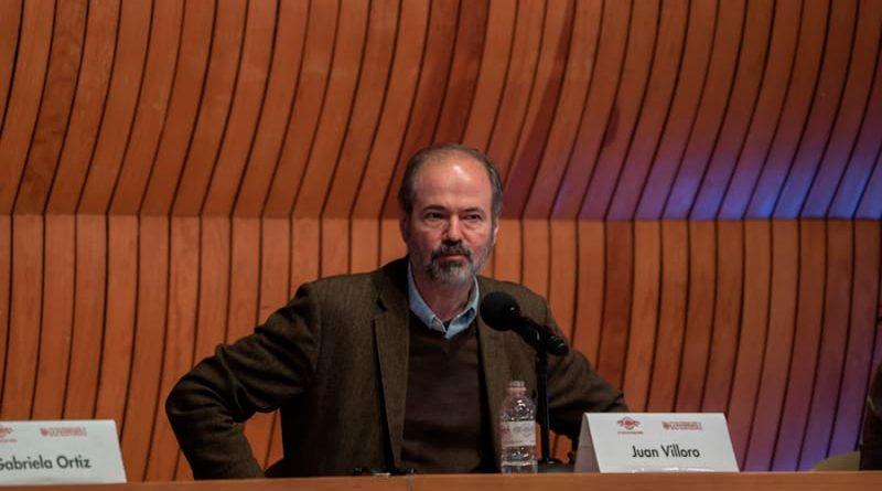 La gran novela de la pandemia no la va a escribir nadie de mi generación: Juan Villoro